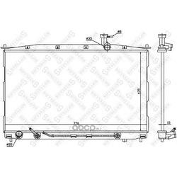 Радиатор (Stellox) 1026612SX