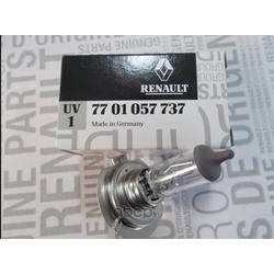 Лампа автомобильная галогенная н7 12v 55w px26d (Renault Trucks) 7701057737