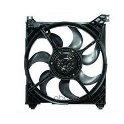 Вентилятор, охлаждение двигателя (Wilmink Group) WG1720250