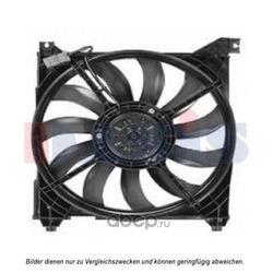 Вентилятор, охлаждение двигателя (AKS DASIS) 568051N