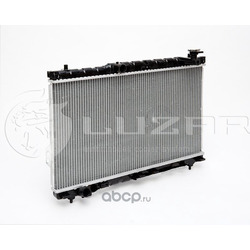 Радиатор, охлаждение двигателя (Luzar) LRCHUSF00180