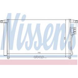 Радиатор кондиционера (Nissens) 94869