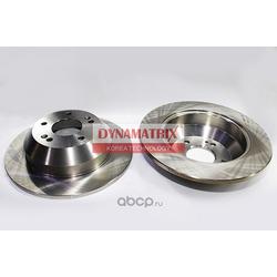 Диск тормозной (DYNAMATRIX-KOREA) DBD1873C