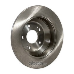 Диск тормозной задний (GANZ) GIJ06017