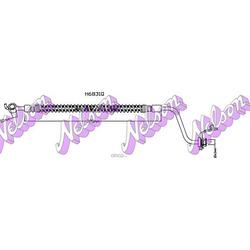 Тормозной шланг (Nelson) H6831Q