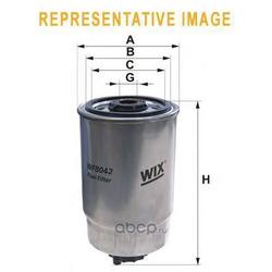 Топливный фильтр (WIX FILTERS) WF8395