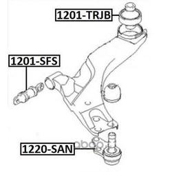 Несущий / направляющий шарнир (ASVA) 1220SAN