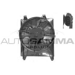 Вентилятор, охлаждение двигателя (AUTOGAMMA) GA228027