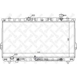 Радиатор (Stellox) 1026535SX