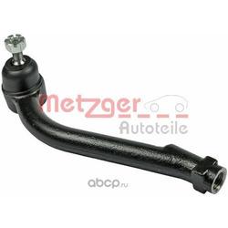 Наконечник поперечной рулевой тяги (METZGER) 54047812