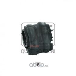 Втулка, стабилизатор (QUATTRO FRENI) QF23D00199