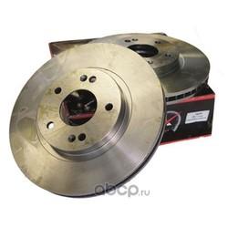Диск тормозной передний вентилируемый (KORTEX) KD0096