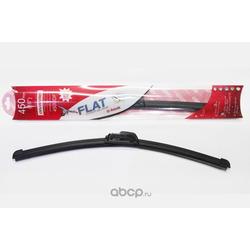 Щетка стеклоочистителя бескаркасная под крючок (DYNAMATRIX-KOREA) 450UDF