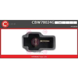 Вентилятор салона (CASCO) CBW78024GS