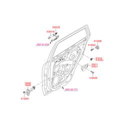 Деталь (Hyundai-KIA) 794802B000