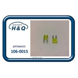 Предохранитель флажковый mini 20a (H&Q) 1060015
