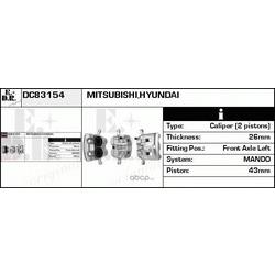 Деталь (EDR) DC83154