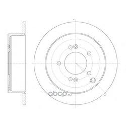 Тормозной диск (Road house) 675600
