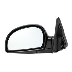 Зеркало двери в сборе (Hyundai-KIA) 8761025760CA