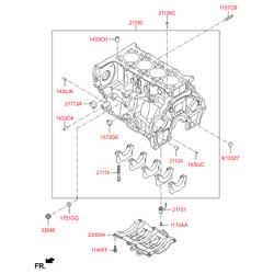 Деталь (Hyundai-KIA) 353F32FU00