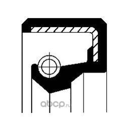 Уплотняющее кольцо, коленчатый вал (Corteco) 12010895B