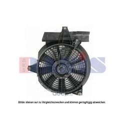 Вентилятор, охлаждение двигателя (AKS DASIS) 568028N