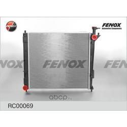 Радиатор охлаждения (FENOX) RC00069