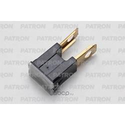 Предохранитель 80a черный 45x15,2x12mm (PATRON) PFS146