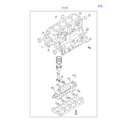 Деталь (Hyundai-KIA) 2110238B10