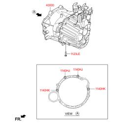 Деталь (Hyundai-KIA) 4300024AT0