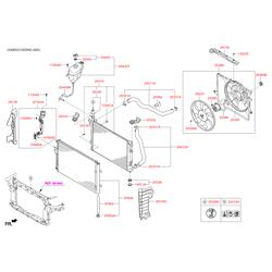 Деталь (Hyundai-KIA) 977612W801