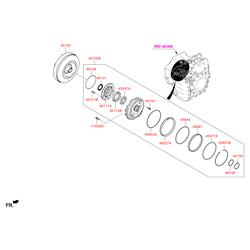 Деталь (Hyundai-KIA) 451003B210
