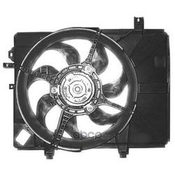Вентилятор охлаждения двигателя (Wilmink Group) WG1720623