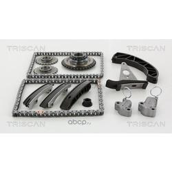 Комплект цепи привода распредвала (TRISCAN) 865043003