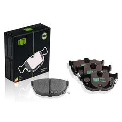 Колодки тормозные дисковые задние (Trialli) PF0883