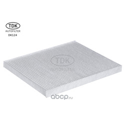 Фильтр салонный (TDK) DK124