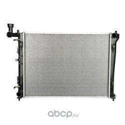 Радиатор, охлаждение двигателя (SPECTRA PREMIUM) CU2928