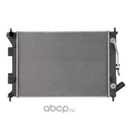 Радиатор, охлаждение двигателя (SPECTRA PREMIUM) CU13333