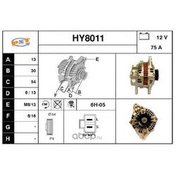 Генератор (SNRA) HY8011