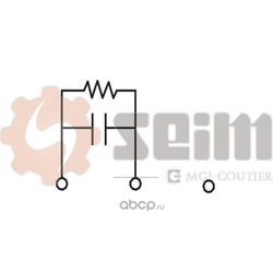 Датчик детонации (SEIM) CC02