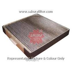 Фильтр салона угольный (Sakura) CAC28220
