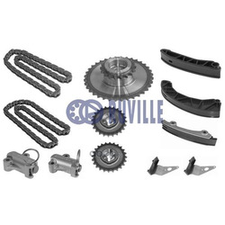 Комплект цепи привода распредвала (Ruville) 3484006S