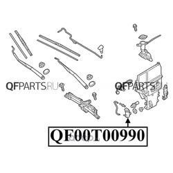 Моторчик омывателя (QUATTRO FRENI) QF00T00990