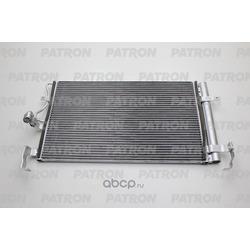 Радиатор кондиционера (PATRON) PRS1107