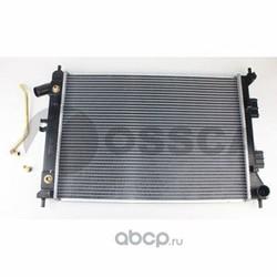 Радиатор, охлаждение двигателя (OSSCA) 22878