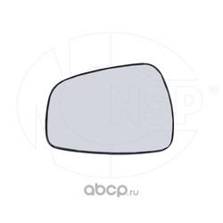 Стекло зеркала правого (с обогревателем) (NSP) NSP02876213X030