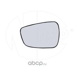 Стекло зеркала левого (с обогревателем) (NSP) NSP02876113X030