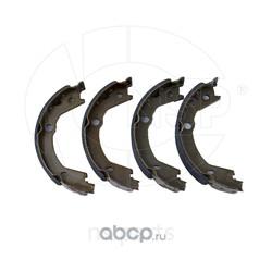 Колодки стояночного тормоза (NSP) NSP02583052HA10