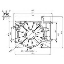 Вентилятор (NRF) 47558