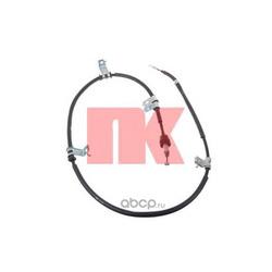 Трос, стояночная тормозная система (Nk) 903440